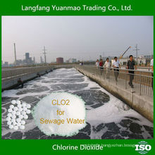 Best Selling Product Chlorine Dioxide Powder for Sewage Water Treatment