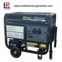 Gerador de gasolina portátil digital 6.5HP