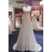 Best Sell Strapless Lace Mermaid Wedding Dress