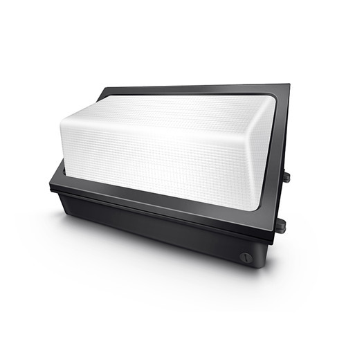 Morden White LED - Lámpara de pared para exteriores
