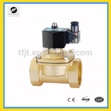 CWX-2T series DN20 electroválvulas para válvula de aire caliente. HVAC y servicio de rociadores contra incendios, Fan coil y, ciclo de agua caliente