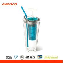 450ML Promoção BPA livre plástico Travel Sports Mug