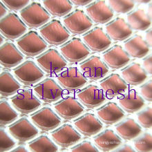 Silver Mesh in99.95% purity for battery / electricity / Laboratory Experiment -----30 years factory