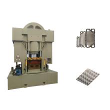 máquina de estampagem de montagem hidráulica resistente