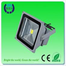 Luz de alta potencia y alta luz LED de 50W LED SAA llevó 3 años de garantía