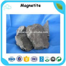 Alto contenido de hierro de precios de magnetita / precios de mineral de magnetita