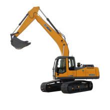 20ton crawler excavator XE200C with rock breaker