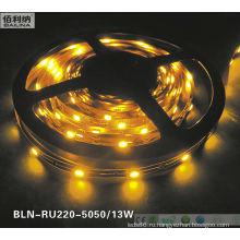 SMD 5050 теплый белый декоративные светодиодные полосы освещения