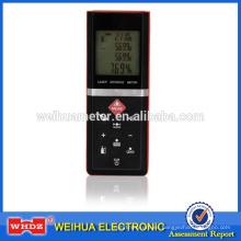 medidor de distancia láser digital LDM40M con Area / Volume Tool