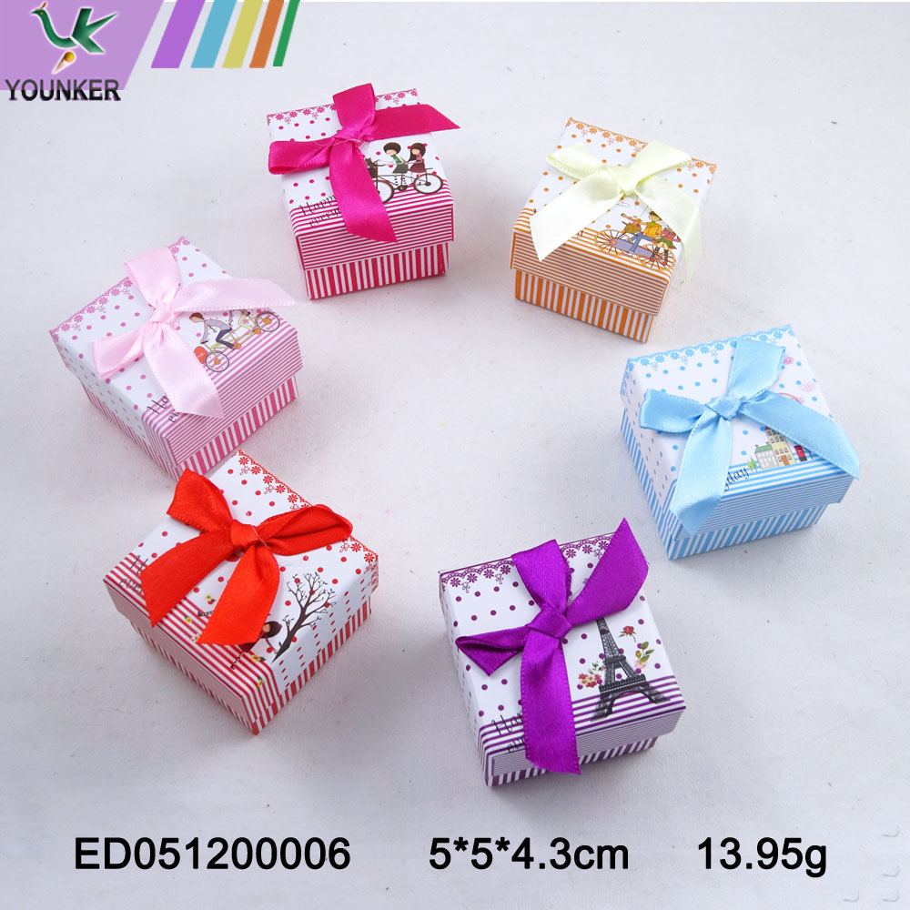 Paper Craft Kids Ring Box