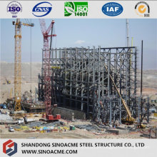 Steel Heavy Frame for High Rise Industrial Building