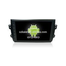 ¡Cuatro nucleos! Android 6.0 car dvd para SX4 2013 con pantalla capacitiva de 9 pulgadas / GPS / Mirror Link / DVR / TPMS / OBD2 / WIFI / 4G