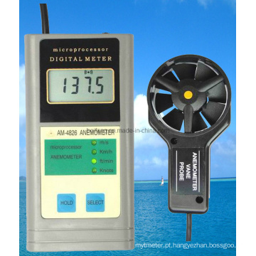 Anemômetro Digital (AM-4826)