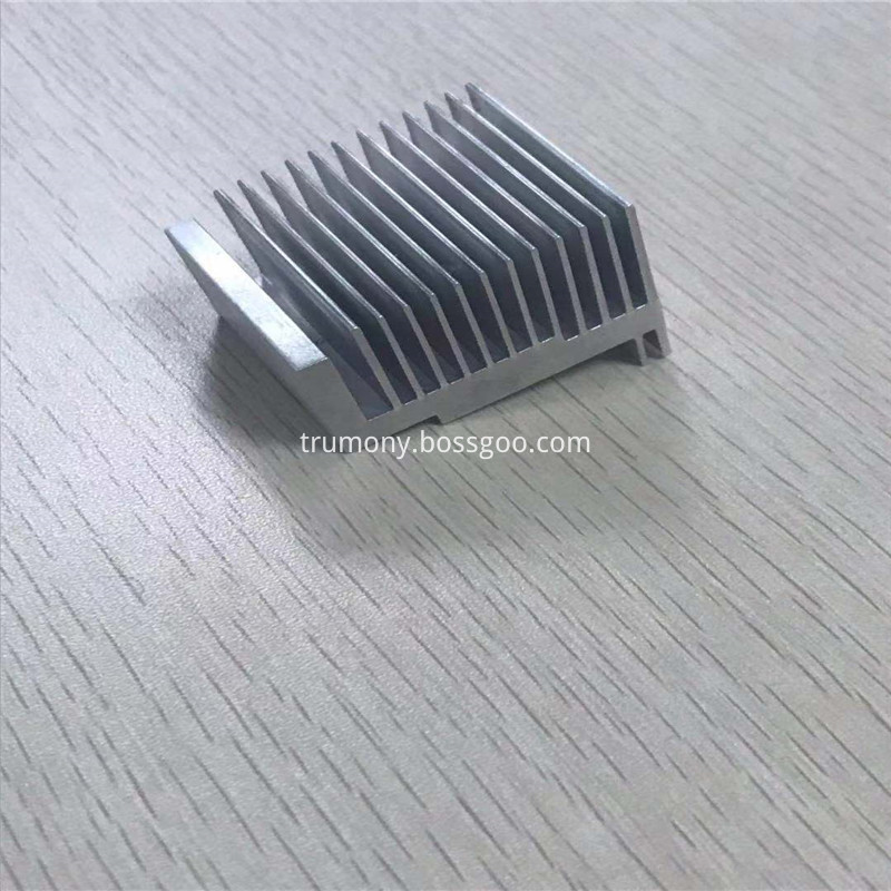 Aluminum Profile For Heat Sink16