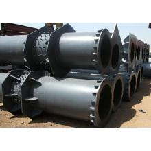 Tubo de aço de qualidade para acessório de metrô