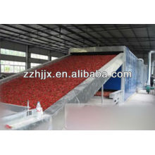 China continuous multi-layer belt dryer