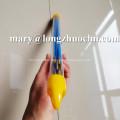 OEM Solid Fiberglass Push Pull Fishing Rod