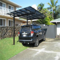 InventionHome Wood Carport Hip Roof Techo de coche grande
