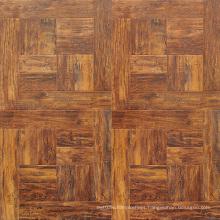 Household 8.3mm Embossed Oak Sound Absorbing Laminate Flooring