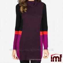 Cashmere Turtleneck Sweater Color Combination Sweater