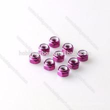 Hot Sale Colored Size M2 M2.5 M3 M4 Anodized Aluminum Hardware
