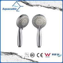 Hot Sell Contempory ABS Chrome 3 Functions Hand Shower, Shower Head