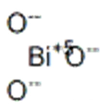 Trioxyde de bismuth CAS 1304-76-3