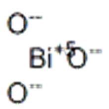 Trióxido de bismuto CAS 1304-76-3