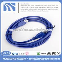 Дешевый кабель 3.0usb цены к кабелю данным по USB мужчина к мыжскому