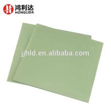 Hoja epoxídica de fibra de vidrio g10 de alta temperatura