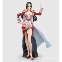 De alta calidad personalizada PVC acción figura muñeca sexy juguetes de publicidad