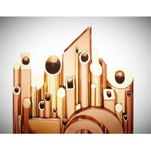 C10200 Oxygen Free Copper Parts for Electrical Machines