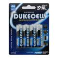 0% Mercury Alkaline Dry Battery AA