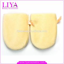 bouffée de tissu de coton cosmétique, vente chaude d'applicateur houppette