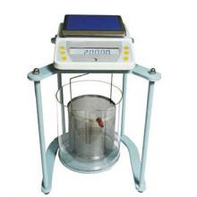 Balanzas electrónicas hidrostáticas del laboratorio de Biobase