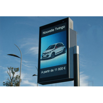P6 High Resolution Smart Pole Billboard LED-skärm