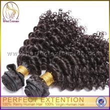 Großen Guangzhou Fabrik kann Längen Haarverlängerungen entwerfen.