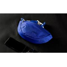 Multi Pockets Crossbody Fanny Pack Waist Bag Travel Pocket with Adjustable Belt for Workout Vacation Hiking