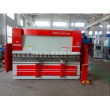 Máquina de dobramento de tubos / máquina de freio semi-automática