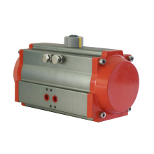 Actuador neumático de alta temperatura -20 ~ 160 grados de temperatura de trabajo