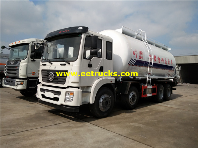 26000L Dry Powder Transport Trucks
