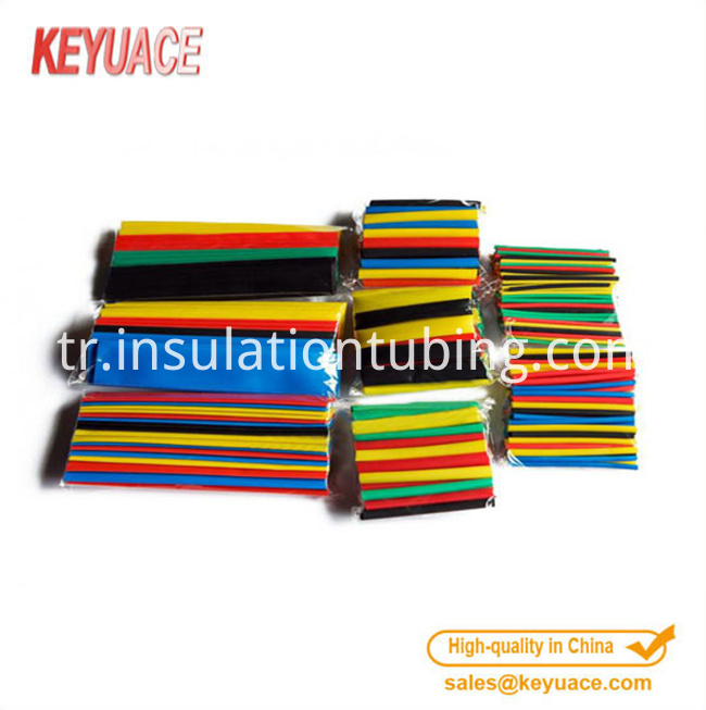 280pcs Single Wall Heat Shrink Tubing Kit