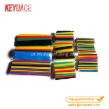 280 pcs Heat Shrink Tubing 2: 1 Com Caixa