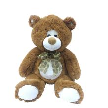 Plush Bear Light Brown