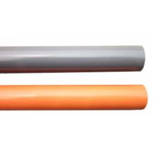 Lsz80 / 156 Linha de fornecimento de água de PVC / extrusão de tubo de drenagem
