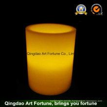 Flameless Layed LED Candle --Fake Wick