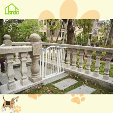 Puerta de la puerta de la barrera de seguridad del gato del perro del animal doméstico