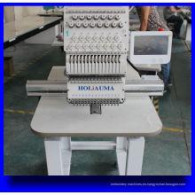Máquina de bordar de alta velocidad 1 cabeza / Holiauma fábrica suministra buena calidad precio de la máquina de bordado de computadora