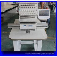 High Speed 1 Head Embroidery Machine / Holiauma Factory Supplies Good Quality Computer Embroidery Machine Price