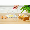 Batteur à oeufs mini en acier inoxydable Kitchen Whisks